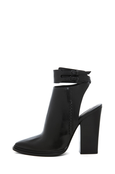 ALEXANDER WANG | Dasha Bootie in Black
