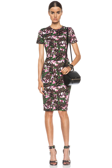 GIVENCHY | Baby Jersey Dress in Floral