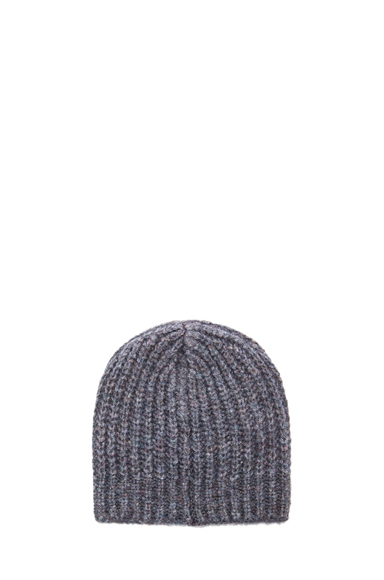ISABEL MARANT | Roy Beanie in Grey Blue