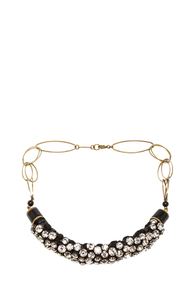 ISABEL MARANT | About a Girl Necklace in Grey