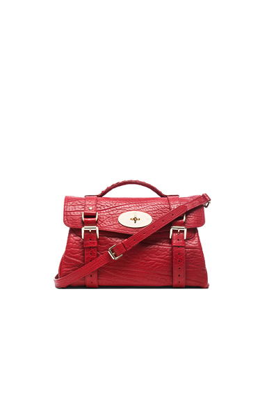 Mulberry|Alexa in Poppy Red [1]