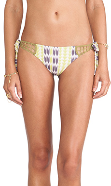 Acacia Swimwear Anini Bikini Bottom in Arrow