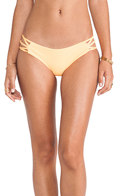 Acacia Swimwear La Riviera Bottom in Sunset