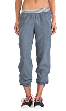 adidas by Stella McCartney ESS Track Pant in Lead