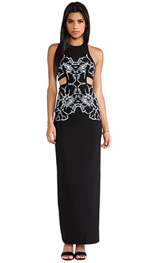 Alice McCall Easy Rider Dress in Black