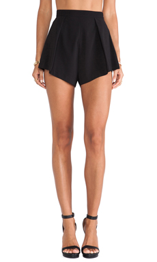 AQ/AQ Control Short in Black