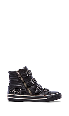 Ash Vangelis Sneaker in Black