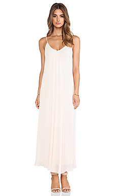 Backstage x REVOLVE Maxi Dress in Peach