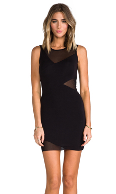 Bailey 44 Deep Space Dress in Black