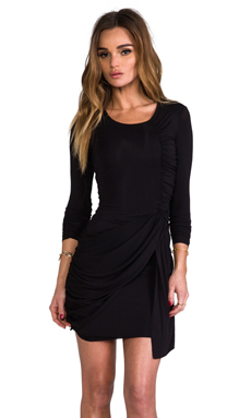 Bailey 44 Doze Off Dress in Black