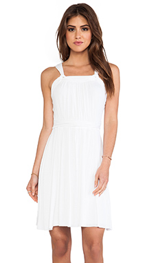 Bailey 44 Durban Dress in White