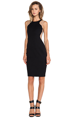 Bailey 44 Bountiful Dress en Noir