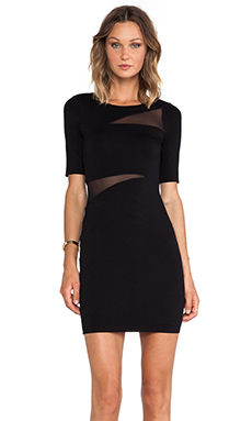 Bailey 44 Vanishing Point Dress in Black