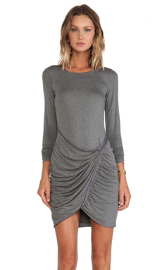 Bailey 44 Bridle Path Dress in Grey