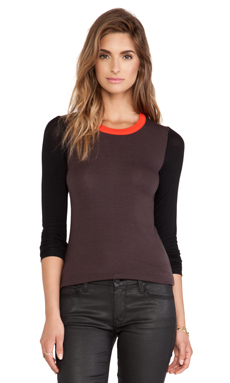 Bailey 44 Horseshoe Sweater in Brown