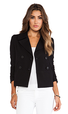 Bailey 44 Fully Jointed Jacket in Black