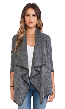 Bailey 44 Blanket Coat in Grey
