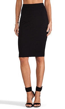 Bailey 44 Style Me Skirt in Black