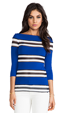 Bailey 44 Time Out Top in Cobalt