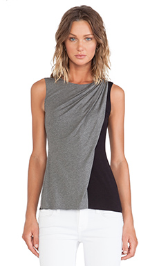 Bailey 44 North Wind Top in Grey & Black