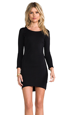 Bardot High Octane Dress in Black