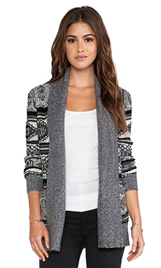 Jack by BB Dakota Fay Cardigan in Grey