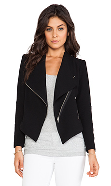 BB Dakota Korina Jacket in Black