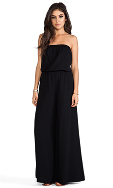 BB Dakota Nahal Wide Leg Jumpsuit in Black