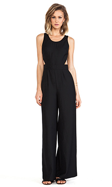 BB Dakota Manele Jumpsuit in Black
