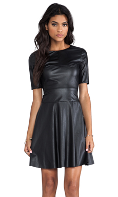 BCBGMAXAZRIA Darra Dress in Black