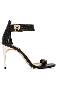 BCBGMAXAZRIA Polaris Heels in Black