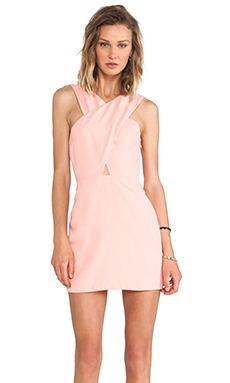 HONOUR CUT OUT DRESS