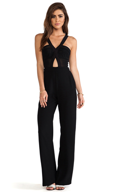BEC&BRIDGE Lynx Jumpsuit in Black