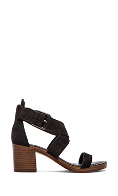 Belle by Sigerson Morrison Afton Sandal in Black