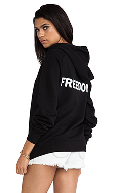 BLK DNM Freedom Sweatshirt 24 in Black
