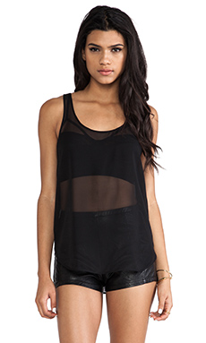 BLK DNM Tank 10 in Black