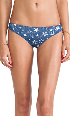 STARS AND STRIPES REVERSIBLE CHEEKY BOTTOM