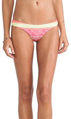 Blue Life Island Fever Brazilian Bottom in Tropical Punch