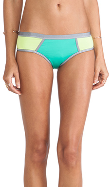 Blue Life Surf City Color Block Hipster in Lemon Twist