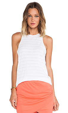 SHADOW STRIPE SLOUCHY TANK