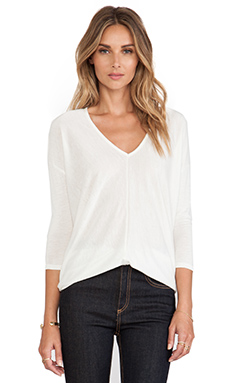 Bobi Long Sleeve Dolman in Light
