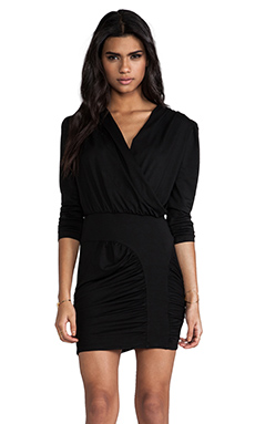 Boulee Sloan Dress in Black