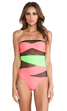BEACH RIOT The Heatwave Suit in Vibe