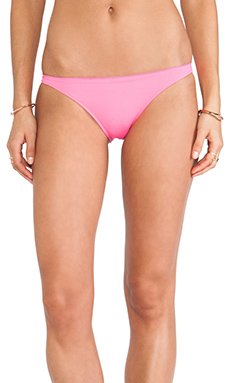 b.swim Cheeky Cupcake Bottom in Lumier Flamingo