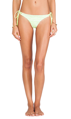 Bettinis Lulu Bikini Bottom in Lime Green