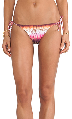 CA by vitamin A Alexa Reversible String Bottom in Mystique