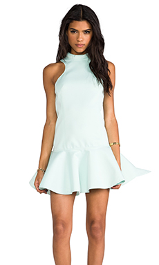 Cameo Another Heart Dress in Mint