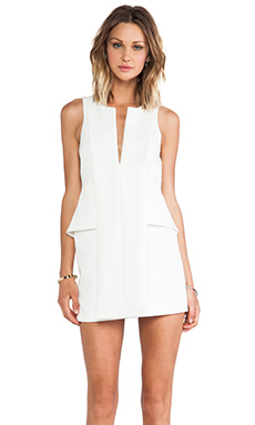 Cameo The Recovery Dress in Ivory