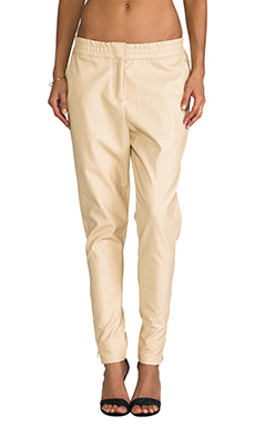 Cameo Surface Pant in Nude
