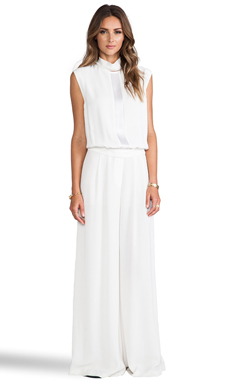 camilla and marc Nemonic Jumpsuit in White